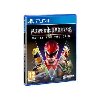 Power Rangers: Battle for the Grid – PS4 Game
