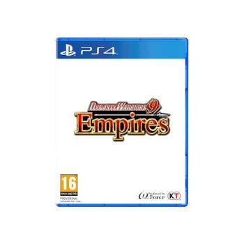 PS4 Game – Dynasty Warriors 9 Empires