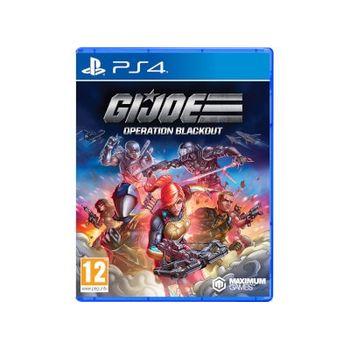 G.I. Joe Operation Blackout – Maximum –PS4