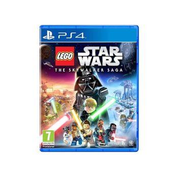 PS4 Game – Lego The Skywalker Saga