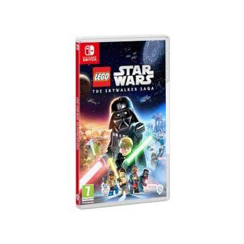 The Skywalker Saga Lego – Warner – Nintendo Switch Game