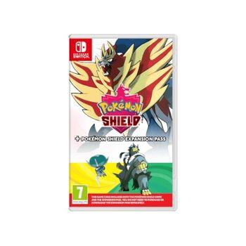 Nintendo Switch Game – Pokemon Shield & Expansion Pass