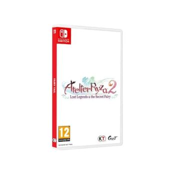 Atelier Ryza 2 – Lost Legends and the Secret Fairy – Nintendo Switch Game