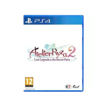 Atelier Ryza 2 – Lost Legends and the Secret Fairy – PS4 Game