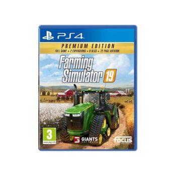 Farming Simulator 19 Premium Edition – PS4 Game
