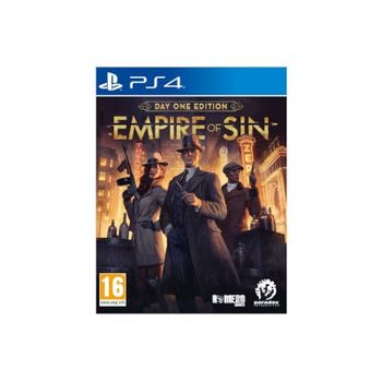 Empire of Sin Day One Edition – PS4 Game