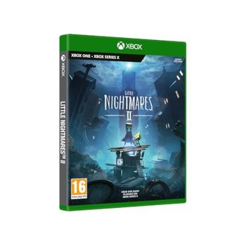Little Nightmares II – Xbox Game