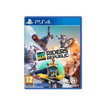 PS4 Game – Riders Republic Standard Edition