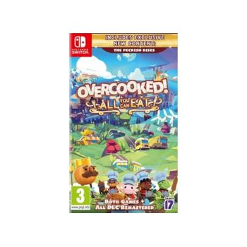 Overcooked! All You Can Eat – Nintendo Switch Game