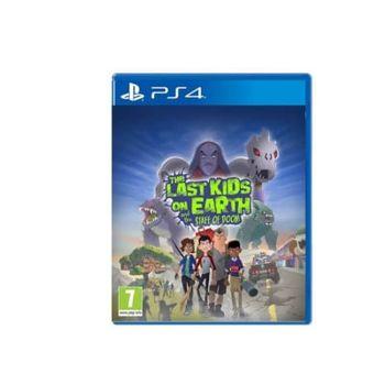PS4 Game – The Last Kid On Earth & Staff Doom