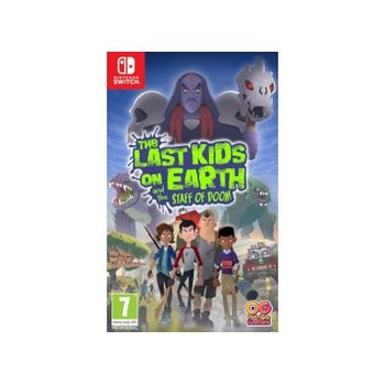 Last Kids On Earth Staff Doom – Nintendo Switch Game