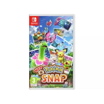 New Pokemon Snap – Nintendo Switch Game