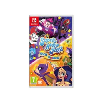 DC Super Hero Girls: Teen Power – Nintendo Switch Game