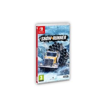 SnowRunner – Nintendo Switch Game