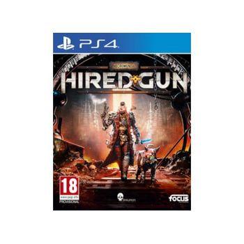 Necromunda: Hired Gun – PS4 Game