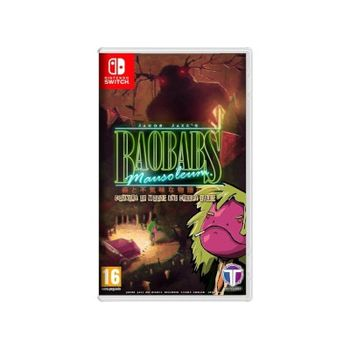 Aobabs Mausoleum Country Woods & Creepy Tales – Nintendo Switch Game