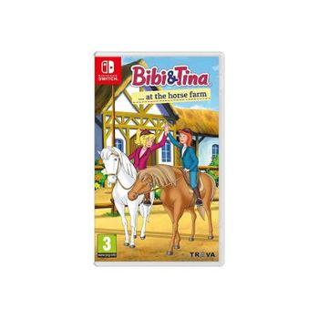 Bibi And Tina At The Horse Farm – Nintendo Switch Games