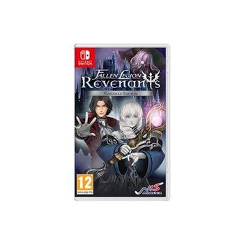 Fallen Legion Revenants – Nintendo Switch Games
