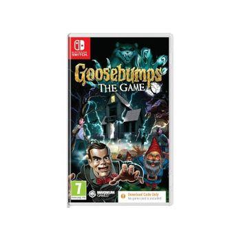 Goosebumps The Game – Nintendo Switch Games