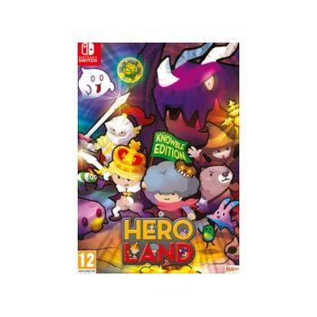 Heroland – Nintendo Switch Game