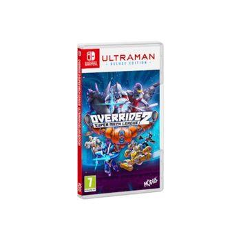 Override 2 : Ultraman Deluxe Edition – Nintendo Switch Game
