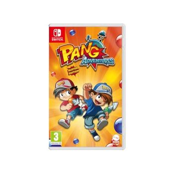 Pang Adventures – Nintendo Switch Game