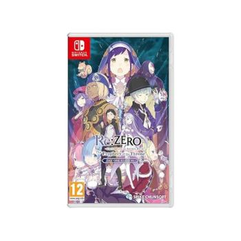 Re: ZERO – The Prophecy of the Throne – Nintendo Switch Game
