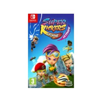 Super Kickers League Ultimate – Nintendo Switch Game