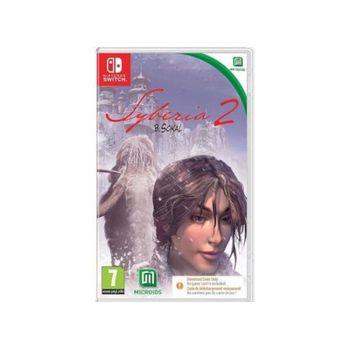 Syberia 2 Replay – Nintendo Switch Game