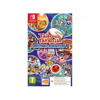 Taiko no Tatsujin: Rhythmic Adventure 1 – Nintendo Switch Game