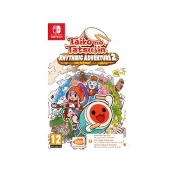 Taiko no Tatsujin: Rhythmic Adventure 2 – Nintendo Switch Game