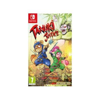 Tanuki Justice – Nintendo Switch Game