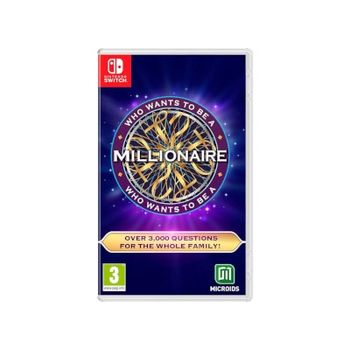 Who wants to be a Millionaire – Nintendo Switch Game