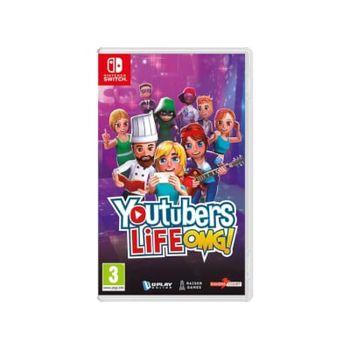 Youtubers Life OMG Edition – Nintendo Switch Game