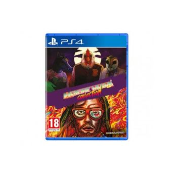 PS4 Game – Hotline Miami Collection
