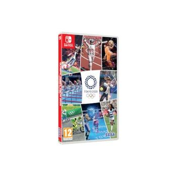Nintendo Switch Game – Olympic Games Tokyo 2020