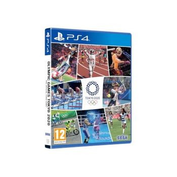 PS4 Game – Olympic Games Tokyo 2020
