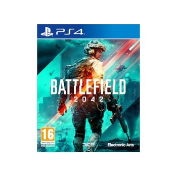 Battlefield 2042 – PS4 Game