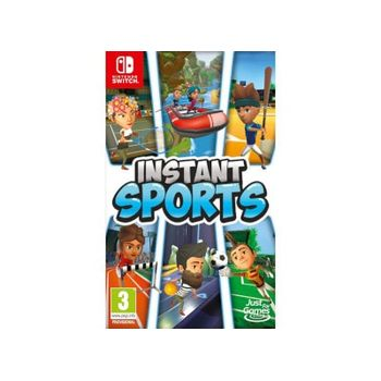 Nintendo Switch Game – Instant Sports