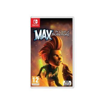 Nintendo Switch Game – Max: The Curse of Brotherhood