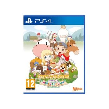 PS4 Game – Story of Seasons: Friends of Mineral Town