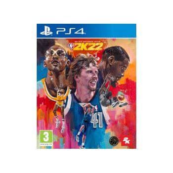 PS4 Game – NBA 2K22 75th Anniversary Edition
