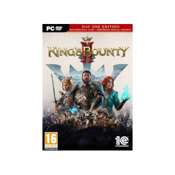 PC Game – King's Bounty II Day One Edition