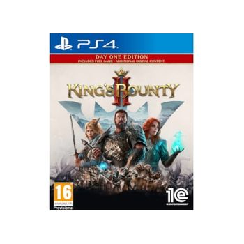 PS4 Game – King's Bounty II Day One Edition