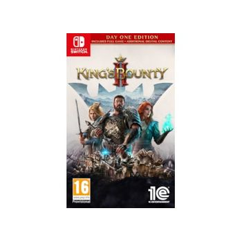 Nintendo Switch Game – King's Bounty II Day One Edition