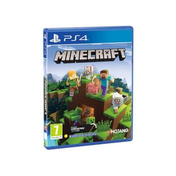 PS4 Game – Minecraft Starter Collection