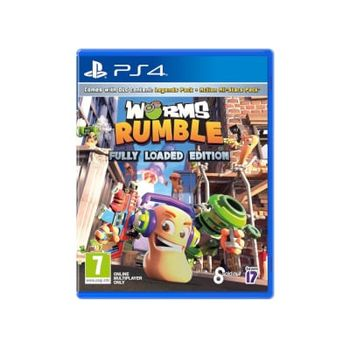 PS4 Game – Worms Rumble Fully Loaded Edition