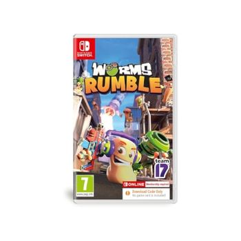 Nintendo Switch Game – Worms Rumble (Code in the Box)