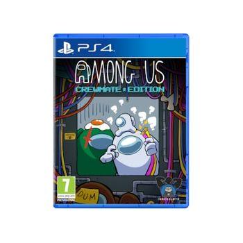 PS4 Game – Among Us Crewmate Edition