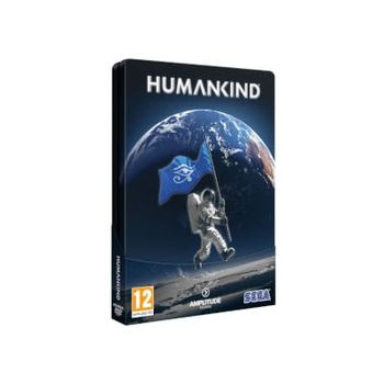 PC Game – Humankind Day 1 Edition Metal Case
